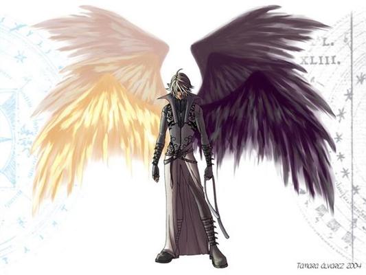 Fanfic / Fanfiction ARMAGEDDON - Capítulo 1 - A ORIGEM