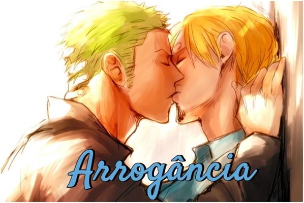 Fanfic / Fanfiction Arrogância Latente - Capítulo 3 - Arrogância