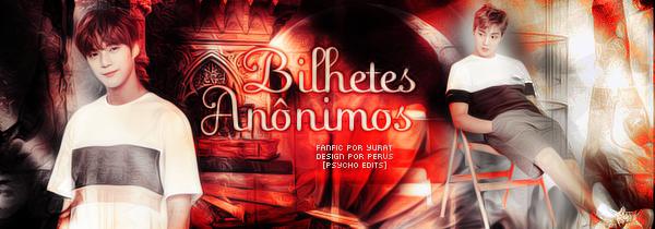 Fanfic / Fanfiction Bilhetes Anônimos - Capítulo 1 - Prólogo