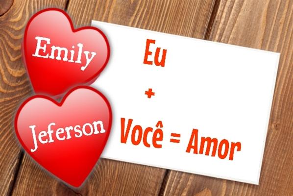 Fanfic / Fanfiction Cartas De Amor Para Jeferson - Capítulo 9 - De : Emily Para : Jeferson