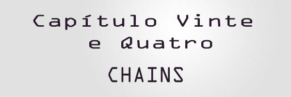 Fanfic / Fanfiction Chains (Taehyung e Yoongi Imagine) - Capítulo 24 - Capítulo Vinte e Quatro