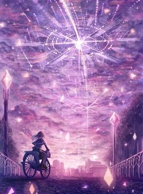 Fanfic / Fanfiction Complete - Capítulo 1 - My Sky