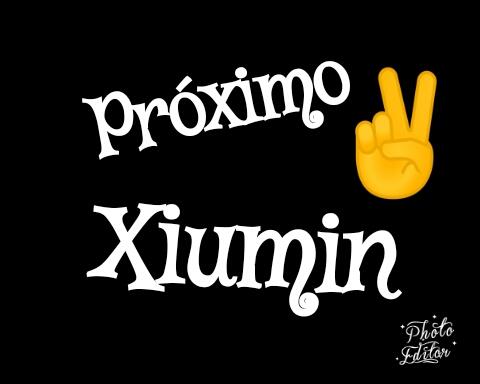 Fanfic / Fanfiction Daddy's and Babyboy's (Yoonmimkook)(Kaisoo)(ChanBaek)etc... - Capítulo 3 - Próximo Xiumin