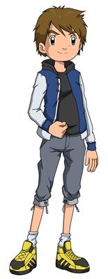 Fanfic / Fanfiction Digimon vs tamers - Capítulo 1 - O filho de Takato