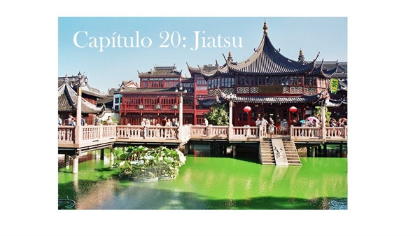 Fanfic / Fanfiction Divine - Capítulo 20 - Jiatsu