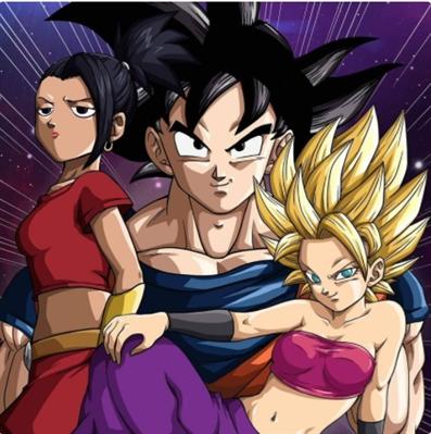 Fanfic / Fanfiction Dragon Ball - Para além do infinito - Capítulo 65 - Darkness and Light - Parte 1