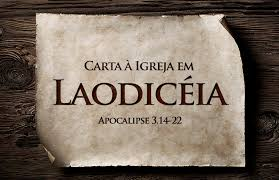 Fanfic / Fanfiction Estudo do Apocalipse - Capítulo 10 - Carta À Igreja em Laodiceia