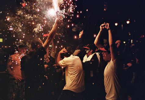 Fanfic / Fanfiction Festa de Quinze Anos - Bibidro - Capítulo 3 - Uma festa?