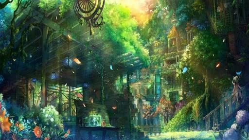 Fanfic / Fanfiction Haru No Ai - Capítulo 1 - Nosso lugar (EP 1)
