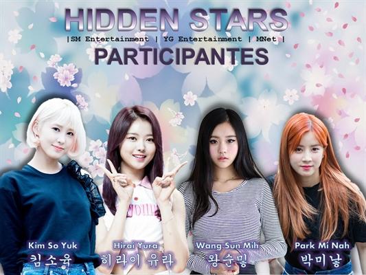 Fanfic / Fanfiction Hidden Stars - INTERATIVA - Capítulo 2 - Soso, Minah, Mih e Yura
