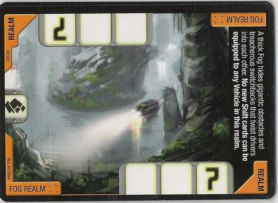 Fanfic / Fanfiction Hot Wheels: A Batalha da Corrida Mundial dos Reinos - Capítulo 10 - Reino da Nevoeiro