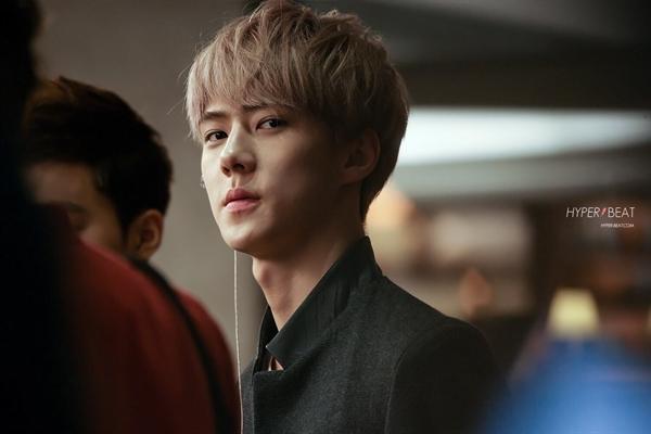 Fanfic / Fanfiction Imagine EXO {Sehun e Suho} - Capítulo 12 - 12