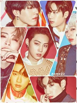 Fanfic / Fanfiction Imagines kpop - Capítulo 33 - CHAT GOT7