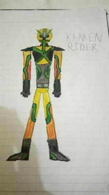 Fanfic / Fanfiction Kamen rider Atomic - Capítulo 1 - Surge um novo Atomic