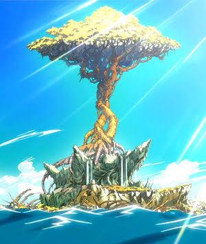 Fanfic / Fanfiction Maga misteriosa - Capítulo 2 - Ilha de Tenroujima