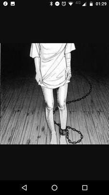 Fanfic / Fanfiction Meu anjo - Capítulo 4 - Presa em Meu pesadelo