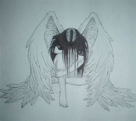 Fanfic / Fanfiction Meu anjo - Capítulo 9 - Um anjo de asas quebradas e coração partido