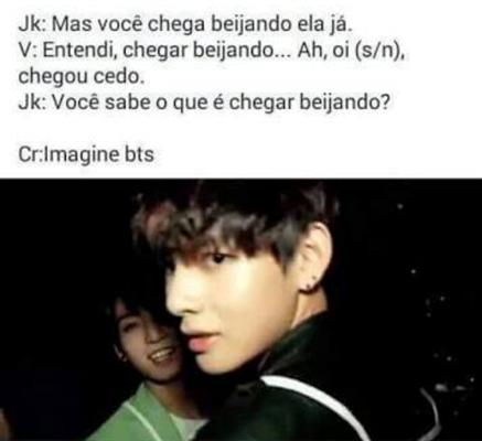 Fanfic / Fanfiction Mini imagines BTS - Capítulo 15 - Taehyung