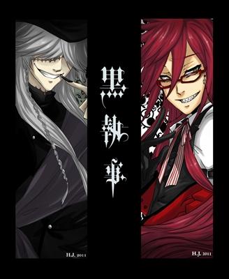 Fanfic / Fanfiction Moon's Rose - Capítulo 3 - Undertaker e Grell