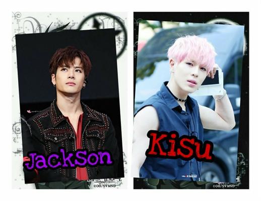 Fanfic / Fanfiction My Alfa Possessive..(Imagine Mark Tuan - GOT7) - Capítulo 47 - Jackson ou Kisu?