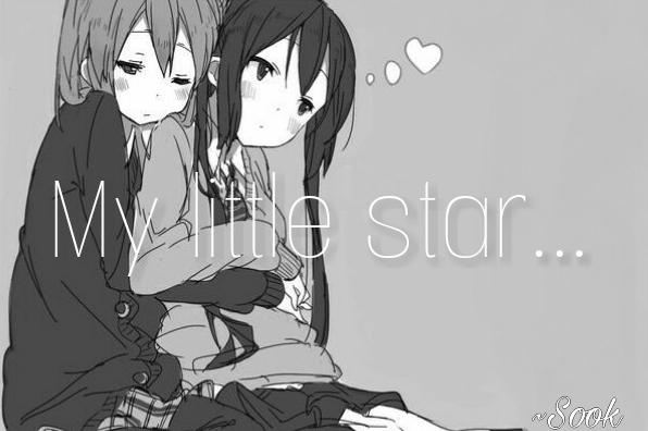 Fanfic / Fanfiction My little star - Capítulo 5 - O meu primeiro beijo pt.1