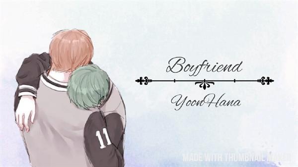 Fanfic / Fanfiction Mysterious Love (Yoonmin) - Capítulo 14 - 14 - Boyfriend