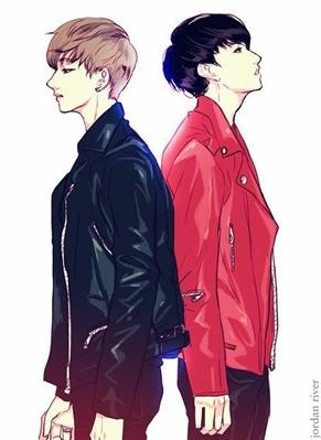 Fanfic / Fanfiction O Alfa e o homem (Vkook-Taekook) (ChanBaek) (ABO) - Capítulo 19 - Ciúmes?