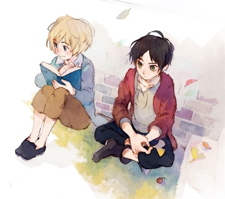 Fanfic / Fanfiction O amor secreto de Eren - Capítulo 4 - Irmã dele?