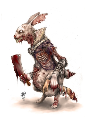 Fanfic / Fanfiction O reino das rosas. - Capítulo 29 - O bosque dos coelhos.