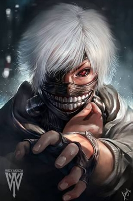 Fanfic / Fanfiction Os animes num unico universo - Capítulo 5 - Continuaçao da luta vegita vs kaneki