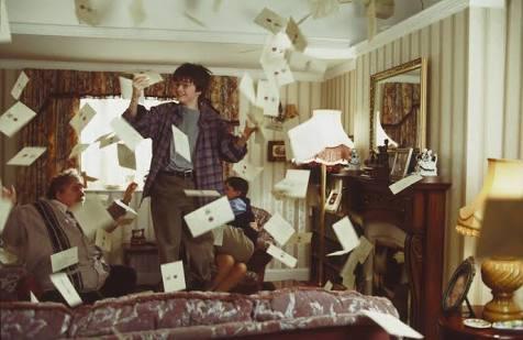 Fanfic / Fanfiction Os Potter: A vida após o fim - Capítulo 2 - O ataque da coruja
