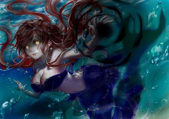 Fanfic / Fanfiction Pérolas do Mar - Capítulo 4 - Metamorfose
