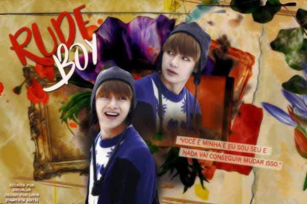 Fanfic / Fanfiction Rude Boy (Imagine Kim Taehyung) - Capítulo 7 - Realizada