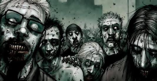 Fanfic / Fanfiction Sobreviventes - Capítulo 1 - O começo