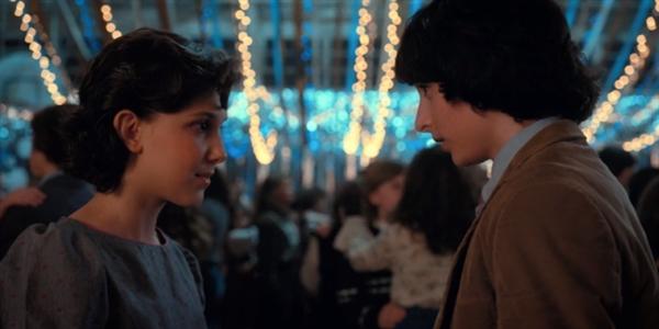 Fanfic / Fanfiction Stranger Sthings: Nunca Foi Amor - Capítulo 1 - I. O Beijo
