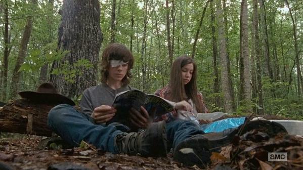 Fanfic / Fanfiction Supernatural viaja para The Walking Dead - Capítulo 15 - Novos aminimigos.