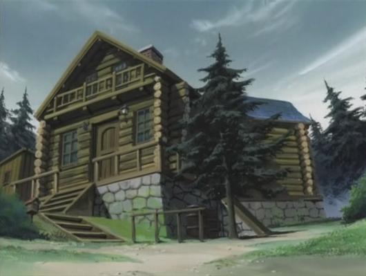 Fanfic / Fanfiction Takahashi - Capítulo 2 - A casa em Osawa