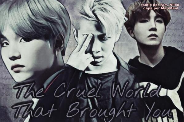 Fanfic / Fanfiction The cruel world that brought you - Capítulo 3 - Eu quero ele