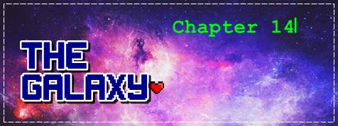 Fanfic / Fanfiction The Galaxy - Capítulo 14 - Egoísta.