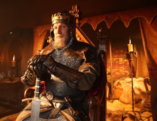 Fanfic / Fanfiction Under the Crown - Capítulo 2 - Quando eu for o rei