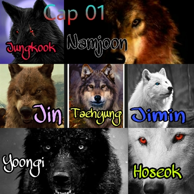 Fanfic / Fanfiction WOLVES (Imagine Jeon Jungkook) - Capítulo 1 - Alcatéia Selvagem ( Vontade Não Falta)