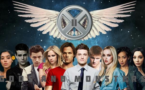 Fanfic / Fanfiction X-Men: Fallen Angels - Capítulo 2 - Parte I: Gods And Monsters