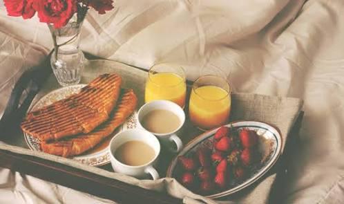Fanfic / Fanfiction Café da Manhã - Capítulo 1 - Café da Manhã