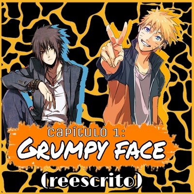 Fanfic / Fanfiction Gold in Black - Capítulo 14 - Grumpy Face (Nova versão)