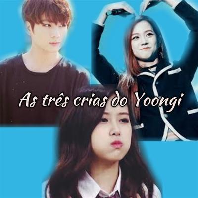 Fanfic / Fanfiction Jennie Kim,a nova babá - Capítulo 2 - As três crias de Yoongi.