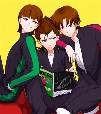 Fanfic / Fanfiction Mundo alternativo da família spirit - Capítulo 2 - Conhecer os garotos