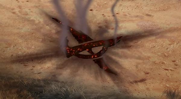 Fanfic / Fanfiction The King of Darkness - Capítulo 8 - O temível rugido de Scar