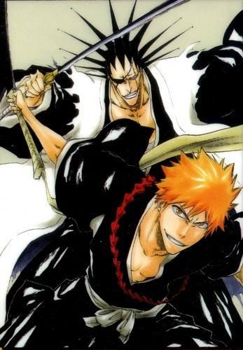 Fanfic / Fanfiction A aniquilação dos mundos - Capítulo 8 - Kurosaki Ichigo X Zaraki Kenpachi