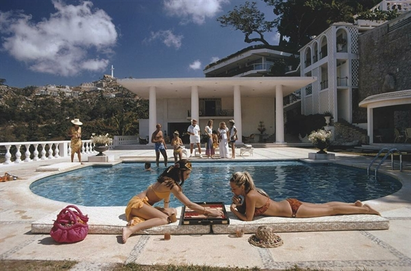 Fanfic / Fanfiction As férias de verão - Capítulo 2 - Pool Party