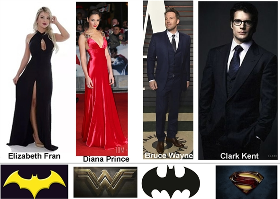 Fanfic / Fanfiction Batwoman, a namorada do Batman - Capítulo 13 - Surpresa geral!!!